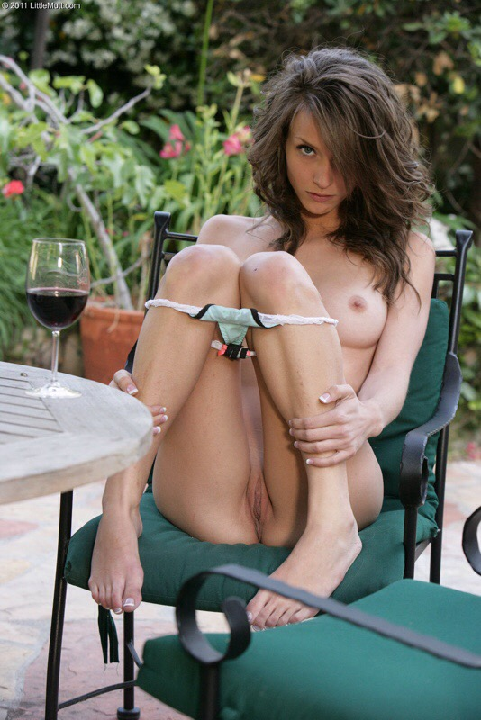 Gorgeous Malena Morgan In Fishnet Stockings Spreads Her Puss Let Me Jerk 1